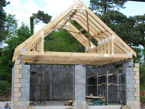 How To Make A Garage Roof Trusses  Lci Mag