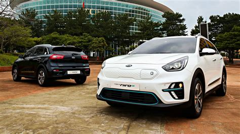 News  2019 Kia Niro Ev Crossover Offers 380km Per Charge