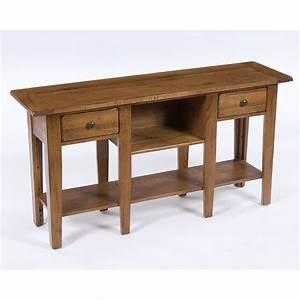 Broyhill Attic Heirlooms Sofa Table For The Home Attic