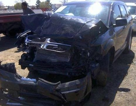 buy   dodge journey salvage repairable wrecked