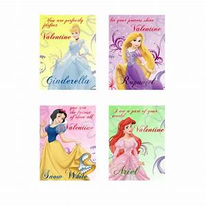 Princess Valentine Cards for $5 00 Valentines Day Cards