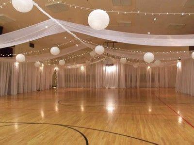 ugly gym reception weddings do it yourself wedding