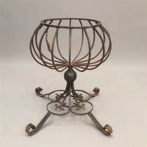 wrought iron antiques atlas wrought iron plant stand