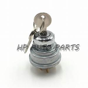 New Ignition Switch With 2 Keys For John Deere 1020 1520