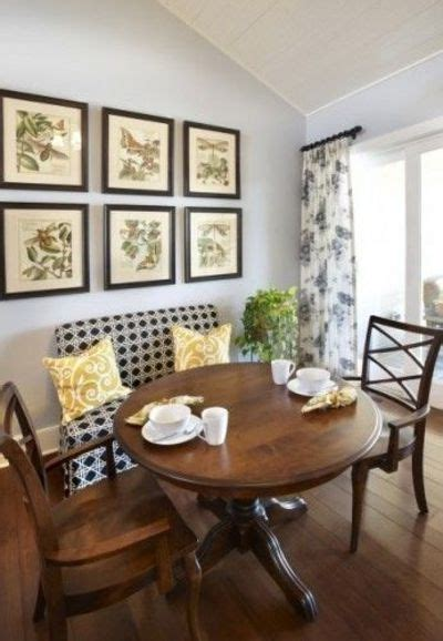 Settee In Kitchen by Table With Settee Or Bench And Chairs For My