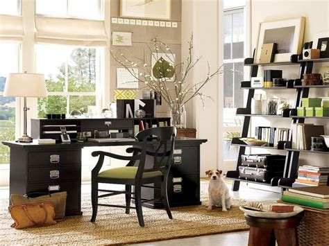 Cute Home Office Ideas Elegant Home Office With Wooden