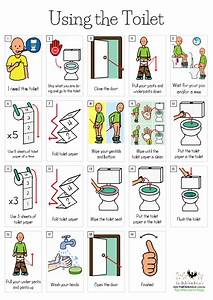 Toilets hygiene asd yahoo image search results tout for Using the bathroom social story