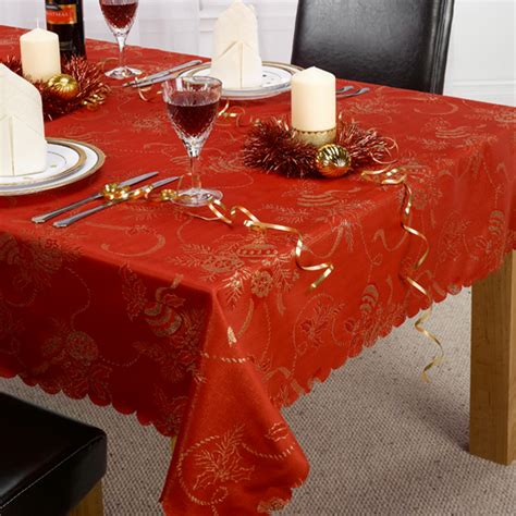 Linens Limited Angelica Christmas Dining Tableware