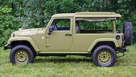 jeep j8 for sale jeep wrangler 39 39 j8 sarge 39 39 prototype video
