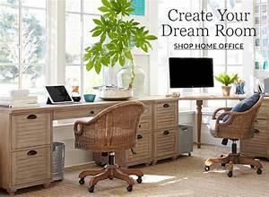 Home Office Design Ideas & Inspiration Pottery Barn