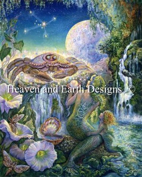heaven and earth designs zodiac cancer from heaven and earth designs cross