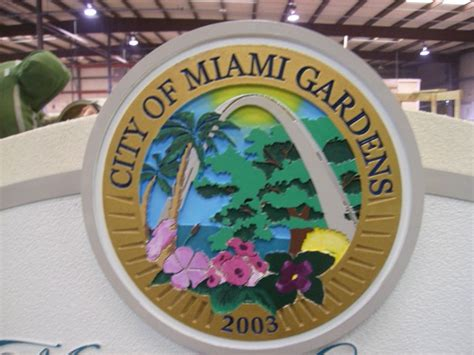 city of miami gardens the best sign monuments portfolio page 10