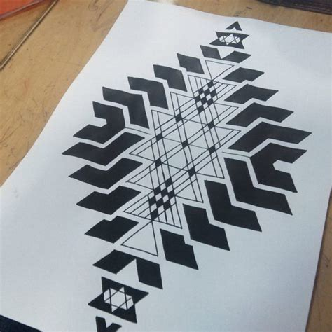 perfect geometric tattoos  meanings