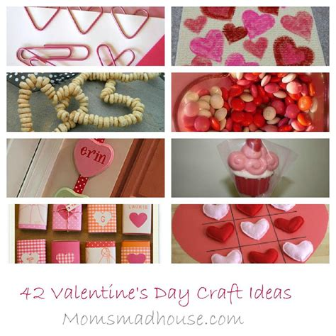 ideas for valentines day craft ideas for valentines day for kids homeminecraft