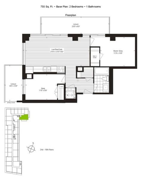 vibe liberty village floor plans for vibe