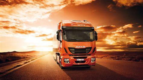 Iveco представил новейший Stralis Hi-way