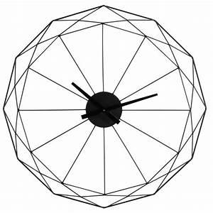 Horloge En Metal : maisons du monde horloge tritoo maison et jardin ~ Teatrodelosmanantiales.com Idées de Décoration