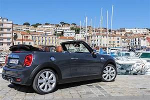 Essai MINI Cooper S Cabrio Motorlegend