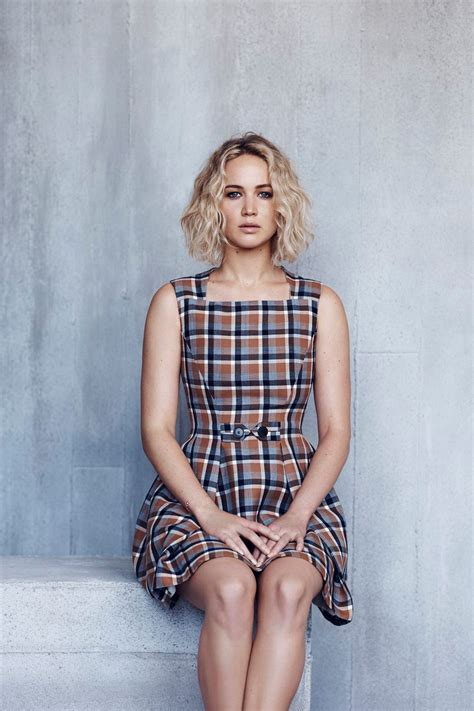 Jennifer Lawrence Photo Shoot For Dior 2016