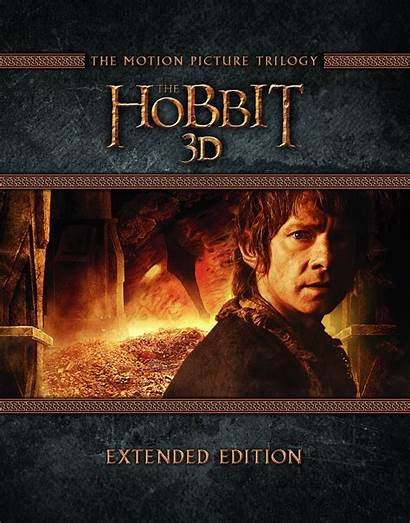 Hobbit Extended Blu Ray 3d Trilogy Edition