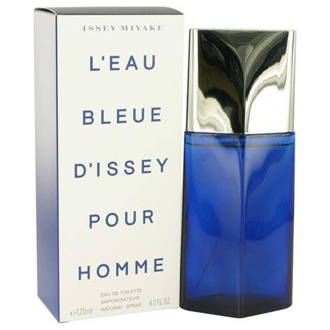 l eau bleue d issey pour homme 4 2 oz eau de toilette issey miyake for nib ebay