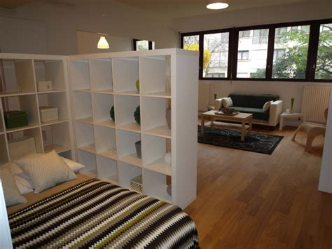 fabricants cuisines grand studio contemporain salle de séjour par home déco