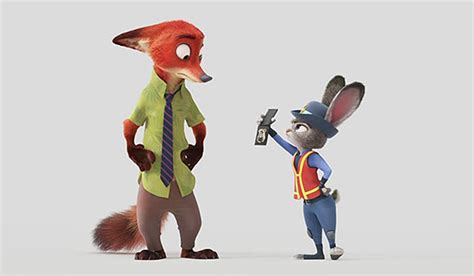 Disney's 'zootopia' Teaser Has Arrived