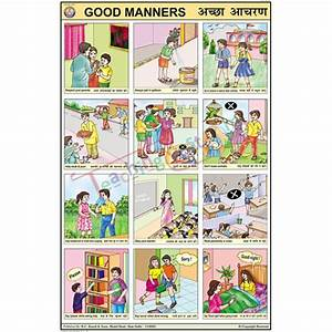 Checklist For Behavior Demonstrating Good Manners And ...