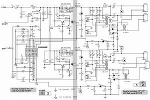 Dell Pwpc8942mya1 Monitor E1909wc Power Sch Pl Service