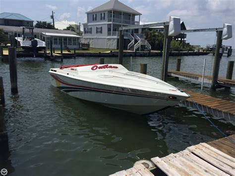 Baja Boats For Sale Alabama by For Sale Used 1995 Baja Outlaw 24 In Mobile Alabama