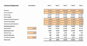 profit projection template financial projections template plan projections
