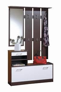 modele meuble d39entree range chaussures With porte d entrée alu avec meuble de salle de bain wengé