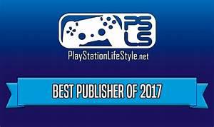 Best Publisher of 2017 - Winner | PSLS