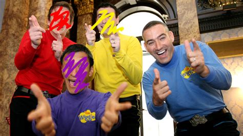 wiggles  quitting  band