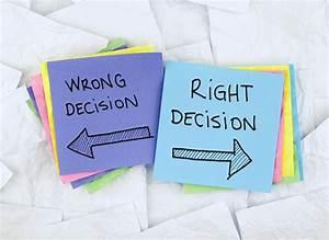 Stop Overthinki... Confident Decision Quotes