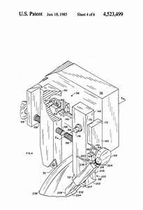 Patent Us4523499 - Disc Brake Lathe