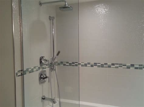 bathtub splash guard glass shower screen glass pars glass