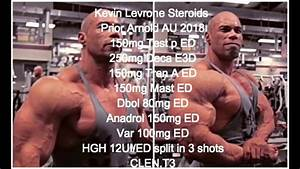 Bodybuilders  Kevin English Steroids Or Natural   Kevin English Supplements Kevin English