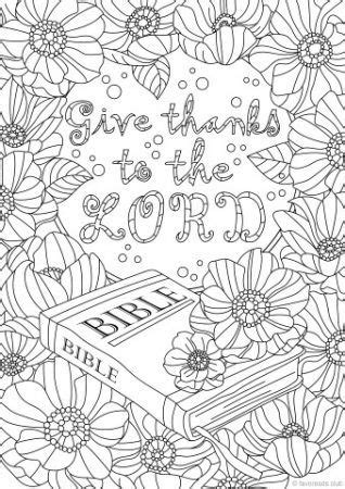The Best Free Adult Coloring Book Pages | Bible coloring