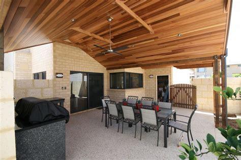 perth patios timber patios patio design patio