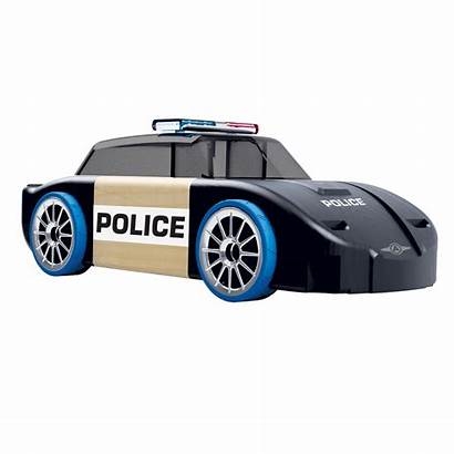 Automoblox Rescue Vehicles Pack Mini Police Toy