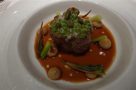 cuisine rognon pic au beau rivage palace restaurant lausanne