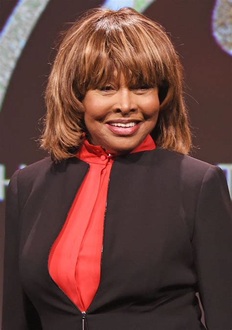Tina turner (born anna mae bullock; Why Tina Turner Forgave Ex Ike After Years of Brutal Abuse ...