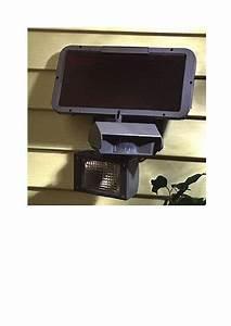 Projecteur à Détection : projecteur solaire a detection vente en ligne panneaux ~ Edinachiropracticcenter.com Idées de Décoration