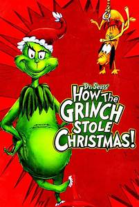Free Christmas Poster Dr Seuss How The Grinch Stole Christmas Poster My