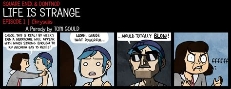 Life Is Strange Memes - life is strange