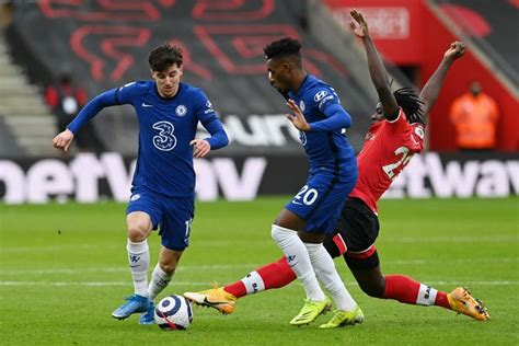 Chelsea player ratings vs Southampton – Kante and Mount ...