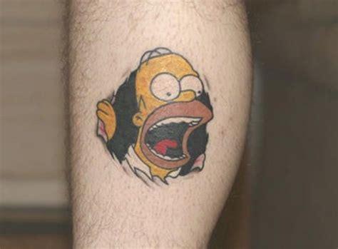 101 Cartoon Tattoo Designs For Cartoon Lovers (selected