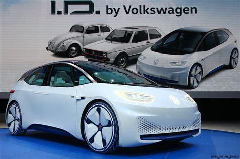 2018 Volkswagen Id Concept Car Revs Dailycom