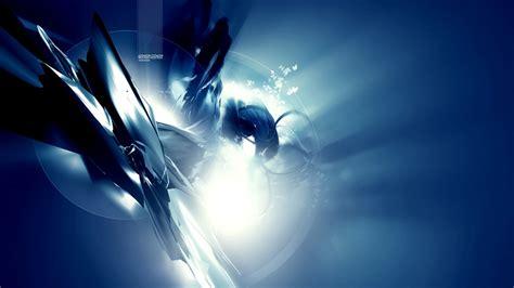 Blue Lights 1280 X 720 Hdtv 720p Wallpaper